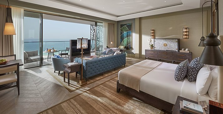Junior Sea View Suite - Mandarin Oriental Jumeira, Dubai
