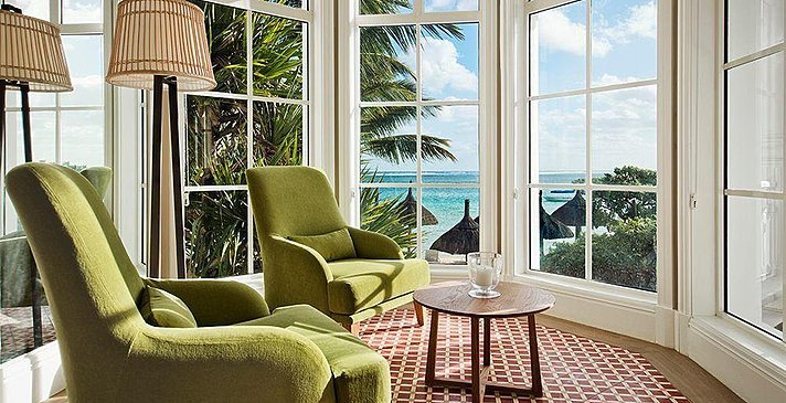 Junior Suite Beachfront - Heritage Le Telfair Golf & Wellness Resort