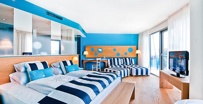 Junior Suite - Falkensteiner Hotel & Spa Iadera