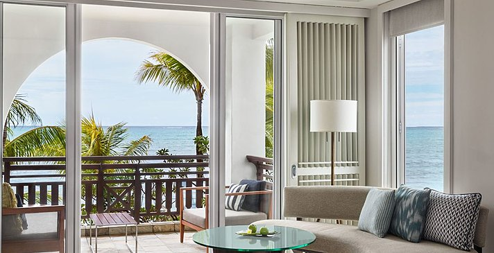 Junior Suite Frangipani Club Beach Access - Shangri-La's Le Touessrok Resort & Spa
