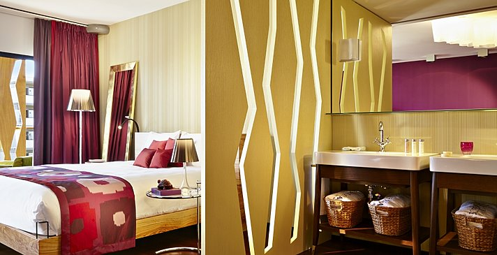 Junior Suite Garden View - Bohemia Suites & Spa