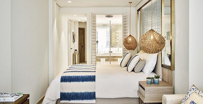 Junior Suite Garden View - Nobu Hotel Ibiza Bay