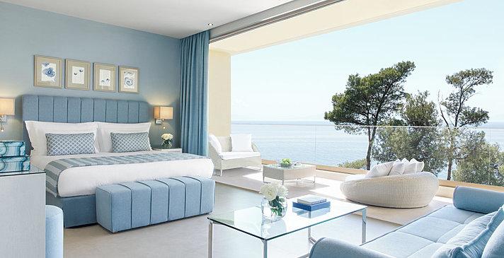 Junior Suite Grand Balcony - Sani Club