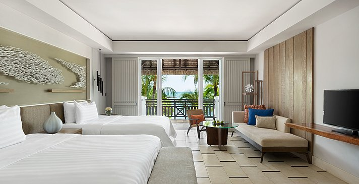 Junior Suite Hibiscus Ocean View - Shangri-La's Le Touessrok Resort & Spa