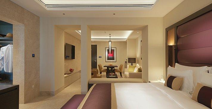 Junior Suite - Kempinski Hotel Muscat