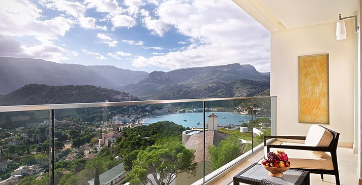 Junior Suite Mountain View - Jumeirah Port Soller Hotel & Spa