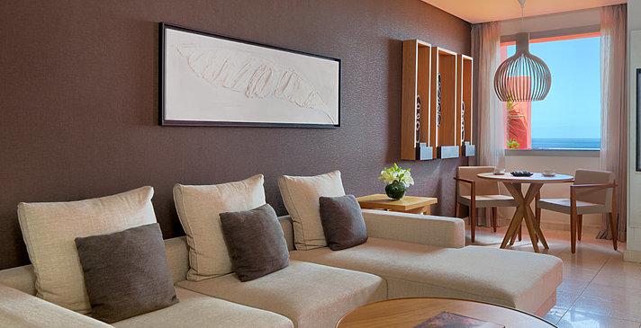 Junior Suite Ocean View - The Ritz-Carlton, Abama