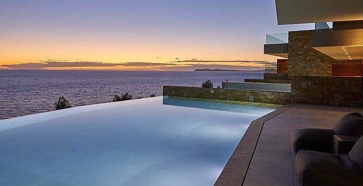 Junior Suite Panorama Private Pool - MarBella Elix