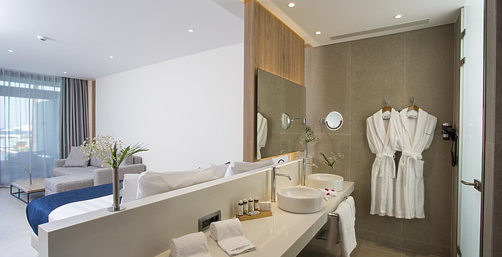 Junior Suite Private Pool - Gennadi Grand Resort
