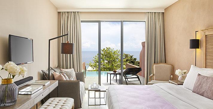 Junior Suite Private Pool - MarBella Nido Suite Hotel & Villas