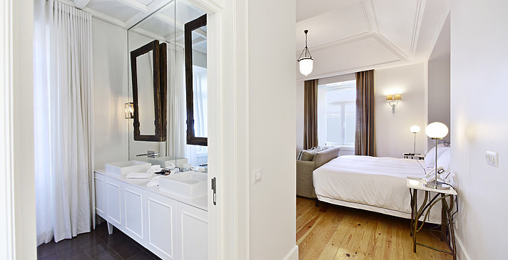 Junior Suite - Santiago de Alfama