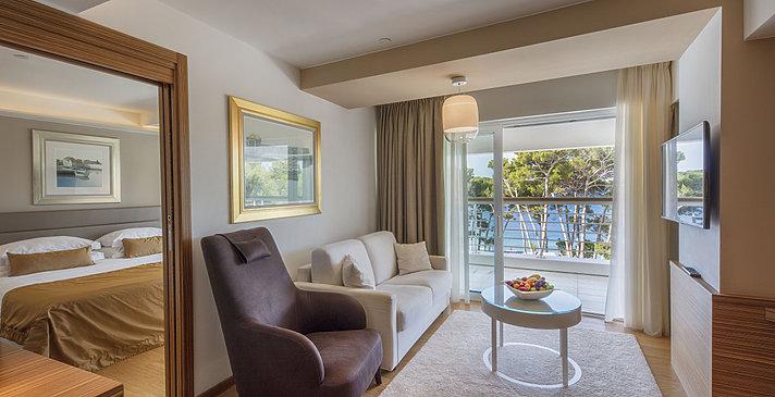 Junior Suite Sea Side - Hotel Bellevue Losinj