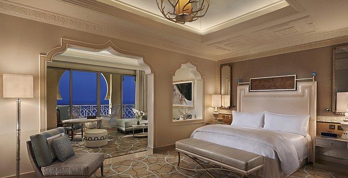 Junior Suite Sea View Balcony