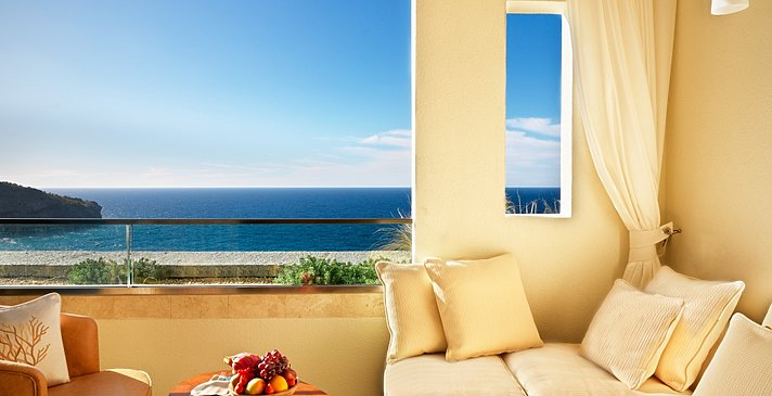 Junior Suite Sea View - Jumeirah Port Soller Hotel & Spa