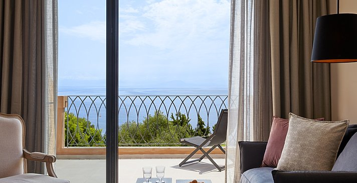Junior Suite Sea View - MarBella Nido Suite Hotel & Villas