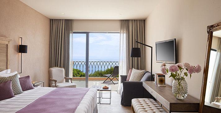 Junior Suite Sea View - MarBella Nido Suite Hotel & Villas