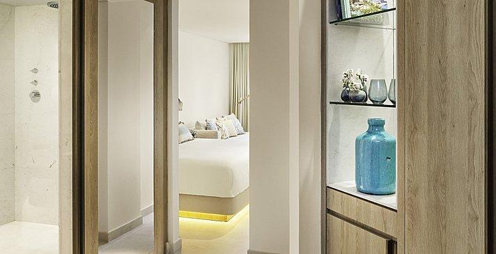 Junior Suite Sea View - Nobu Hotel Ibiza Bay
