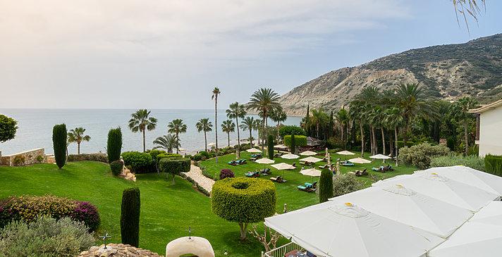 Junior Suite Sea View West - Columbia Beach Resort