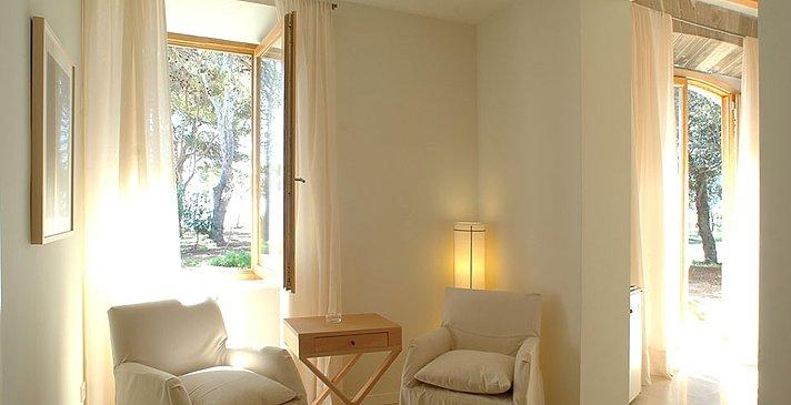 Junior Suite mit Terrasse - Hotel Can Simoneta