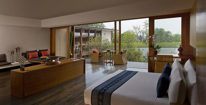 Kasara Suite - Anantara Chiang Mai Resort & Spa