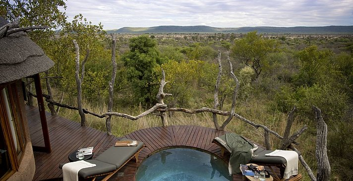 Kopano & Lelapa Lodge Suite - Madikwe Safari Lodge
