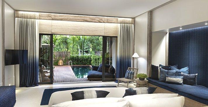 Kraam Pool Suite - Raya Heritage