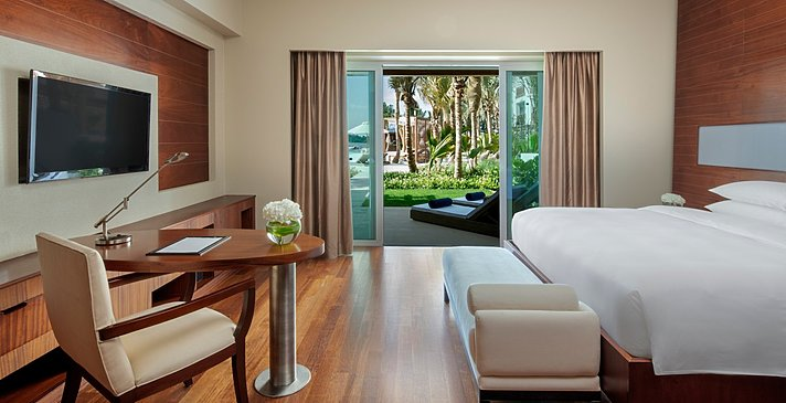 Lagoon Beach Room - Park Hyatt Dubai