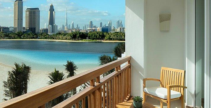 Lagoon View Room - Park Hyatt Dubai