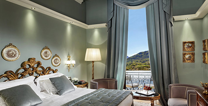 Lake View Prestige Room - Grand Hotel Tremezzo