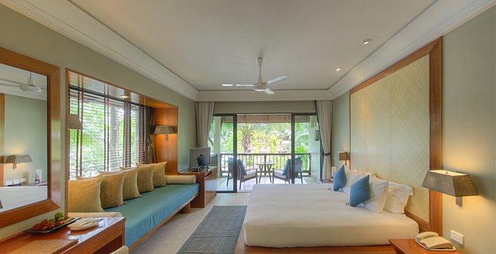 Garden Pavilion Schafzimmer - Layana Resort & Spa