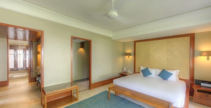 Ocean Deluxe Suite Schlafzimmer - Layana Resort & Spa
