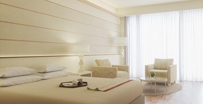 Prestige und Deluxe Junior Suite - Lefay Resort & SPA Lago di Garda