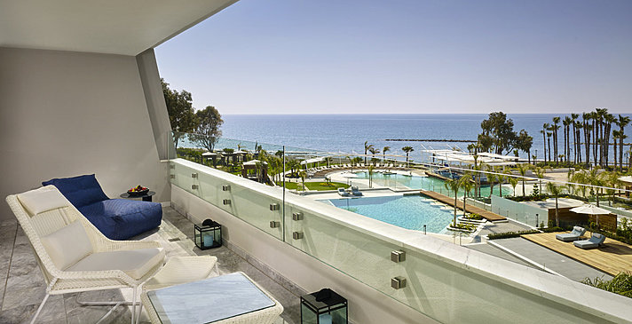 Lifestyle Suite Sea View - Parklane, a Luxury Collection Resort & Spa