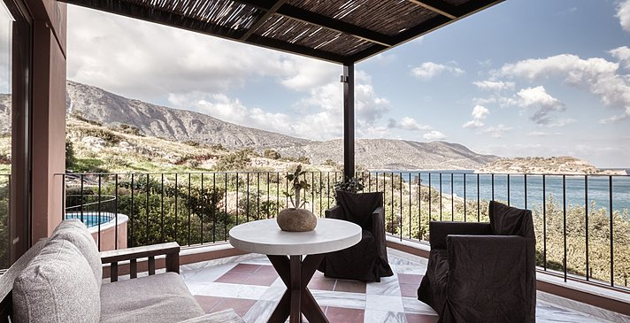 Luxury 2BR Family Suite - Domes of Elounda, Autograph Collection