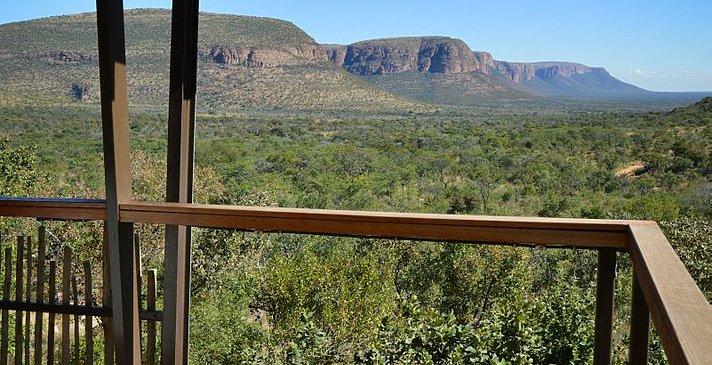 Luxury Eco Suite - Marataba Mountain Lodge