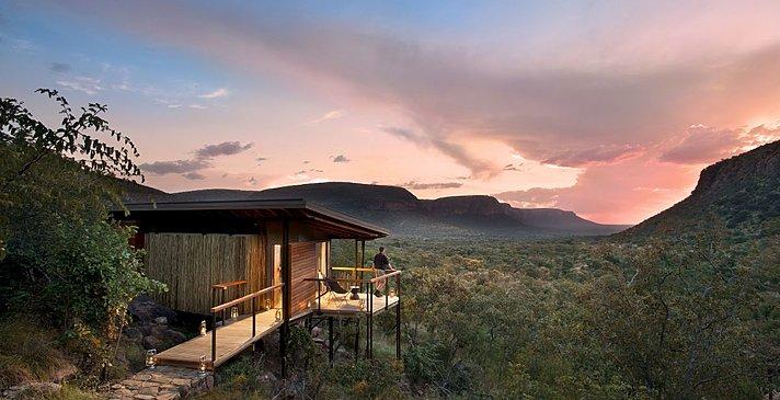 Luxury Eco Suiten - Marataba Mountain Lodge