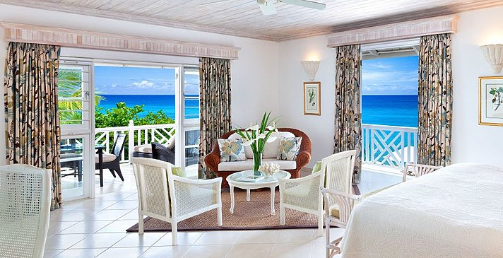 Luxury Junior Suite - Coral Reef Club