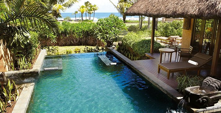 Ocean View Pool Villa - Shanti Maurice Resort & Spa