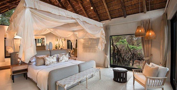 Superior Luxury Room - Lion Sands River Lodge