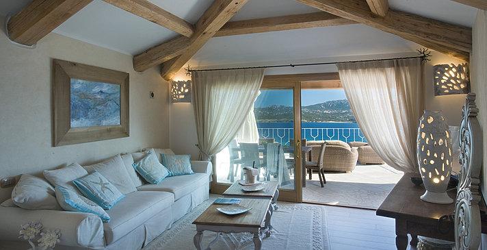 Luxury Suite Sea View - Villa del Golfo Lifestyle Resort