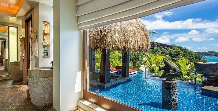 Premiere Ocean View Pool Villa - Anantara Maia Seychelles Villas