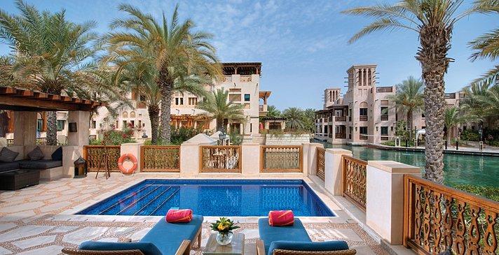 Privatpool Malakiya Villa - Jumeirah Dar Al Masyaf