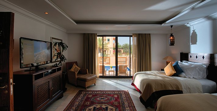 Malakiya Villa - Schlafzimmer - Jumeirah Dar Al Masyaf
