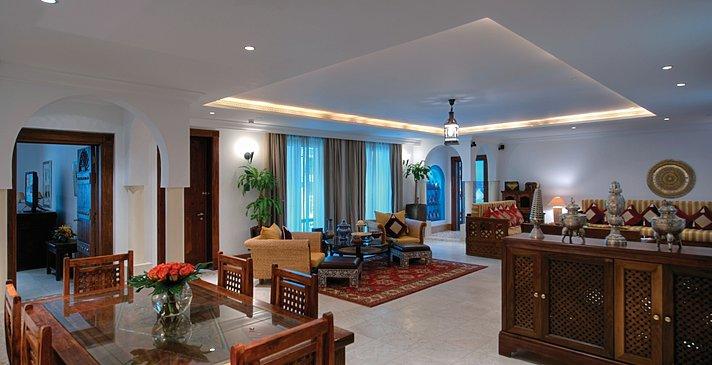 Wohnzimmer Malakiya Villa - Jumeirah Dar Al Masyaf