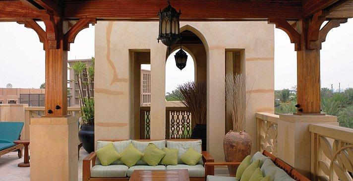 Terrasse Malakiya Villa - Jumeirah Dar Al Masyaf
