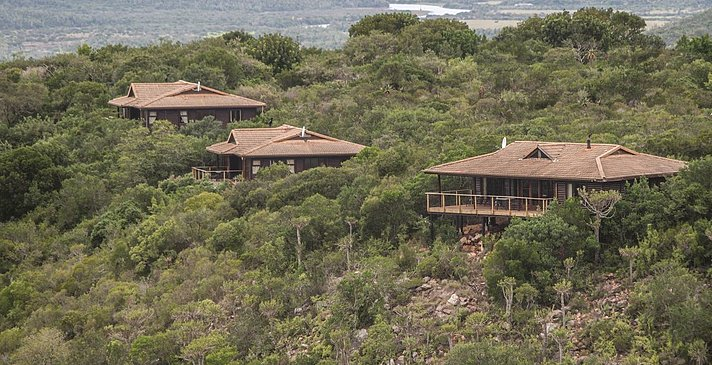 Main Lodge - Kariega Game Reserve