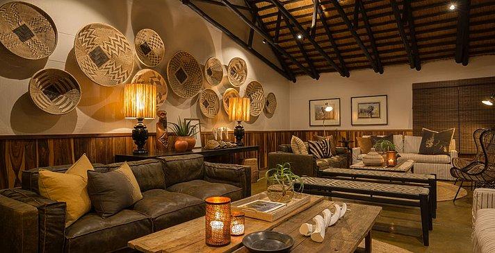 Main Lodge - Mala Mala Private Game Reserve