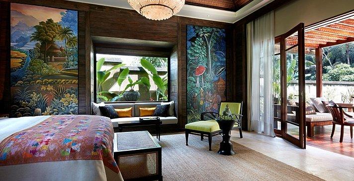 1 BR Pool Villa, Mandapa, A Ritz-Carlton Reserve