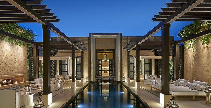 Mandarin Oriental Marrakech - Mandarin Villa Pool