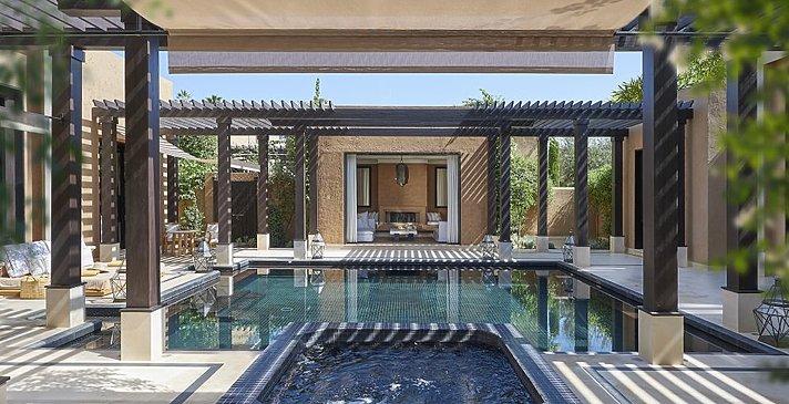 Mandarin Oriental Marrakech - Oriental Villa Pool
